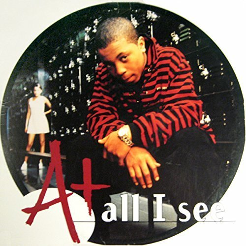 Bild 1: A+, All I see (US, 1996, 5 tracks)