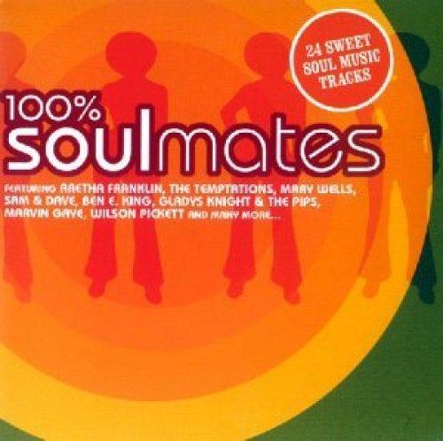 Bild 1: 100% Soulmates, Mary Wells, Marvin Gaye & Tammi Terrell, Fontella Bass, Curtis Mayfield..
