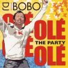 DJ Bobo, Ole ole the party (2008, 14 tracks)