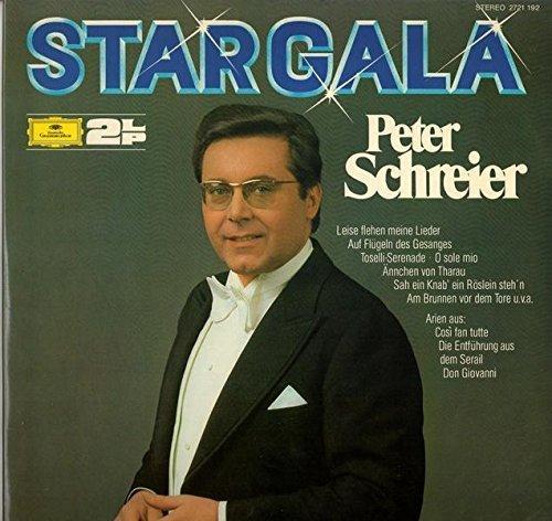 Bild 1: Peter Schreier, Stargala