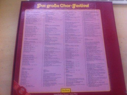 Bild 2: 1000 Stimmen (ARD, 1992), Das große Festival der Chöre