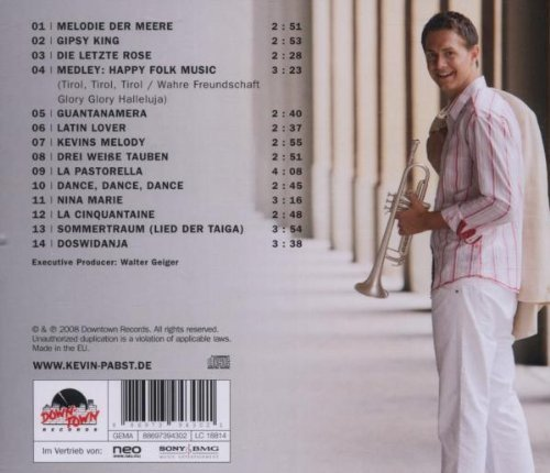 Bild 2: Kevin Pabst, Kevins melody (2008)
