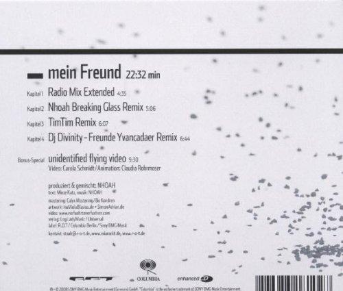 Bild 2: Mia., Mein Freund (2008, ltd. edition)