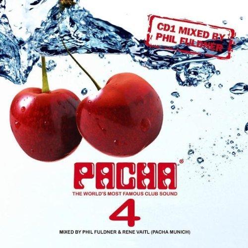 Bild 1: Pacha 4 (2003, mixed by Phil Fuldner & DJ Rene Vaitl), Santos, Alexander Kowalski, International Pony, Palomino...