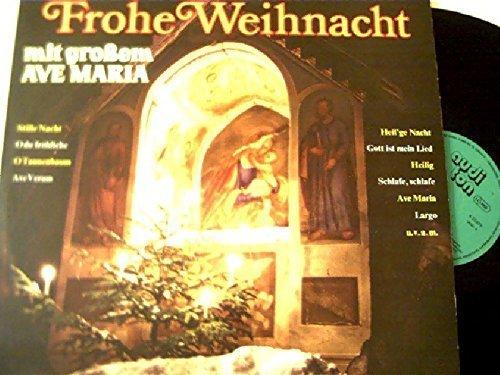 Bild 1: Wiener Sängerknaben, Frohe Weihnacht