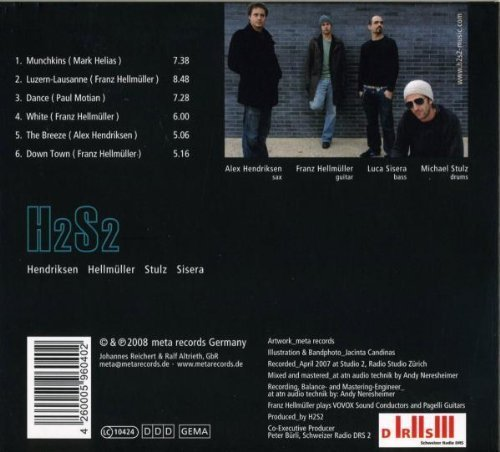 Bild 2: H2S2, Dance in town (digi, 2008)
