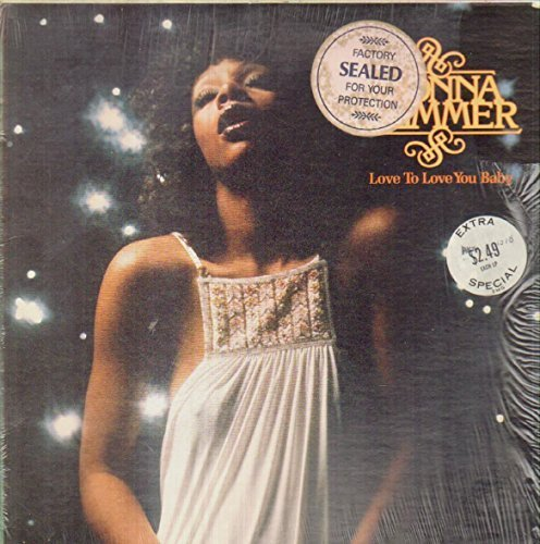 Bild 1: Donna Summer, Love to love you baby (16:50; bw Lady of the night...; 1975, #atl50198)