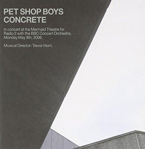 Bild 1: Pet Shop Boys, Concrete (2006, & BBC Concert Orch.)