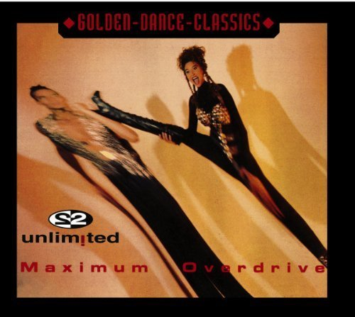 Bild 1: 2 Unlimited, Maximum overdrive (5 mixes, golden dance classics)