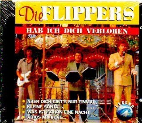Bild 1: Flippers, Hab' ich dich verloren (compilation, 16 tracks, 1993)