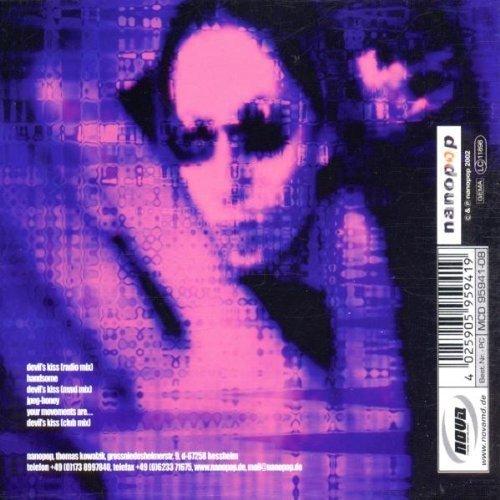 Bild 2: Nachzehrer, Devil's kiss (6 tracks)
