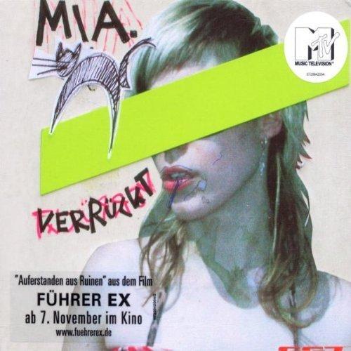 Bild 1: Mia., Verrückt (2002, cardsleeve)