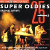 25 Super Oldies-Too good to be forgotten 3, Champs, Terry Stafford, Bill Haley & The Comets, Dee Clark..