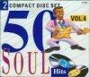 50 Soul Hits 4, Fontella Bass, Sam Cooke, Wilson Pickett, Sam & Dave, Otis Redding...