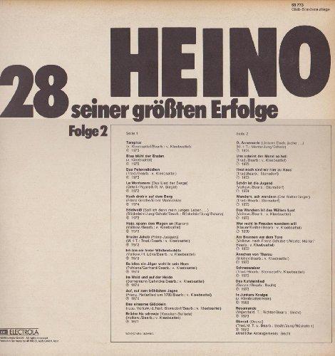 Bild 2: Heino, 28 seiner grössten Erfolge Folge 2 (Club-Edition)