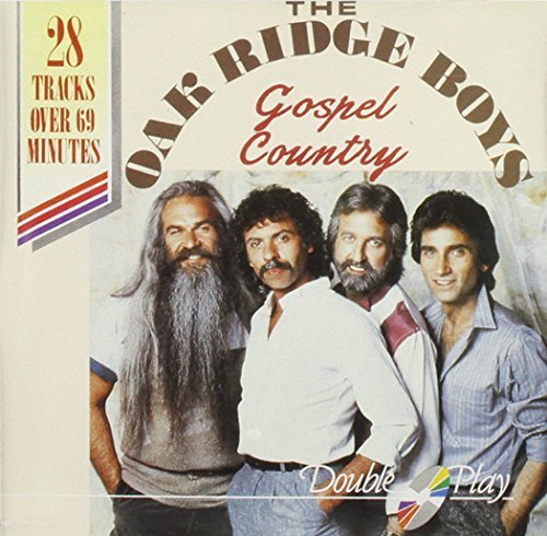 Bild 1: Oak Ridge Boys, Gospel Country (compilation, 29 tracks)