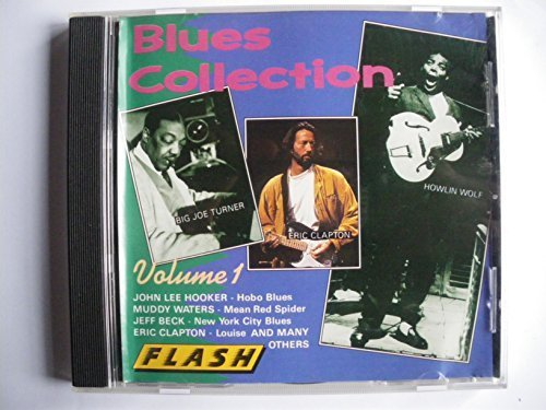 Bild 1: Blues Collection 1 (16 tracks), Eric Clapton, John Lee Hooker, Sonny Terry and Brownie McGhee, Muddy Waters...