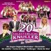 20 volkstümliche Knüller 9, Willi Kröll & die Zillertaler Gipfelstürmer, Allgau Power, Bettina & Patricia, Die Schäfer..