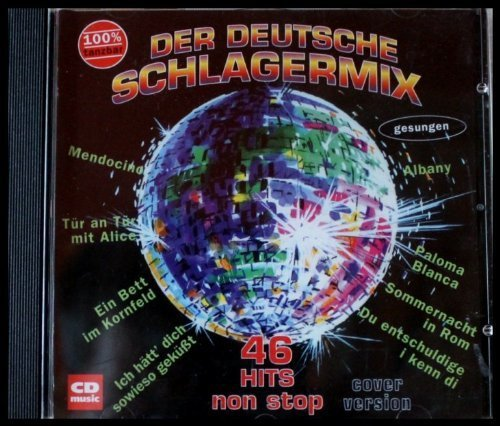 Bild 1: Der deutsche Schlagermix, 46 Hits non stop