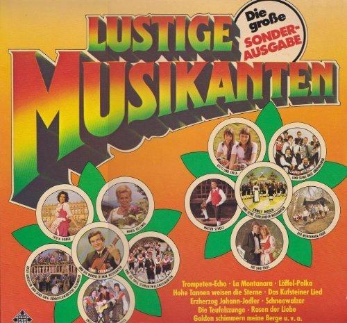 Image 1: Lustige Musikanten-Die große Sonderausgabe, Slavko Avsenik, Montanara-Chor, Original Schwarwaldmusikanten, Pat & Paul, ..