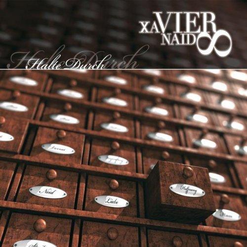 Bild 1: Xavier Naidoo, Halte durch (2010, digi)