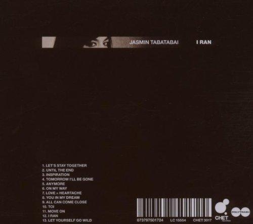 Bild 2: Jasmin Tabatabai, I ran (2007)