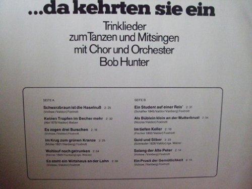 Bild 3: Bob Hunter, Bei einer Frau Wirtin...da kehrten sie ein