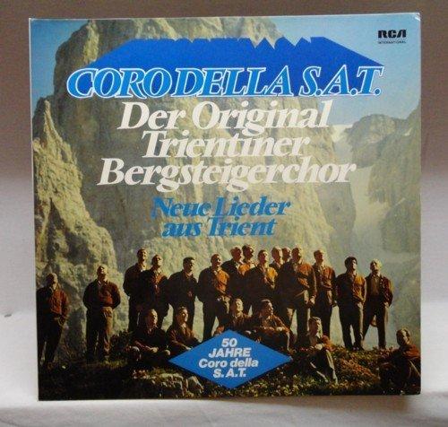 Bild 1: Original Trientiner Bergsteigerchor, Coro della S.A.T.-Neue Lieder aus Trient