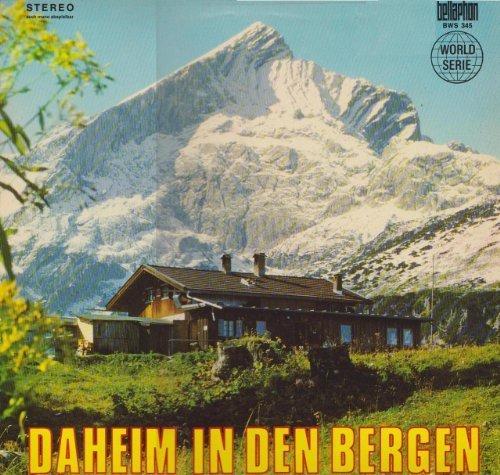 Bild 1: Tegernseer Musikanten, Daheim in den Bergen
