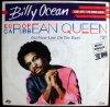 Billy Ocean, European queen (orange vinyl, 1984)