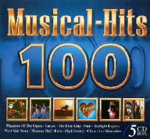Bild 1: 100 Musical Hits, Phantom of the Opera, Lion King, Starlight Express, Grease..