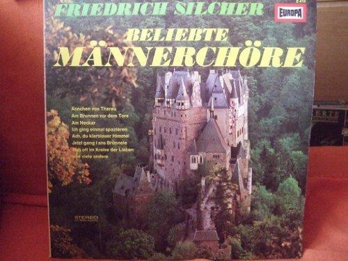 Bild 1: Friedrich Silcher, Beliebte Männerchöre