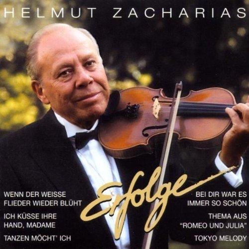 Bild 1: Helmut Zacharias, Erfolge (2000)
