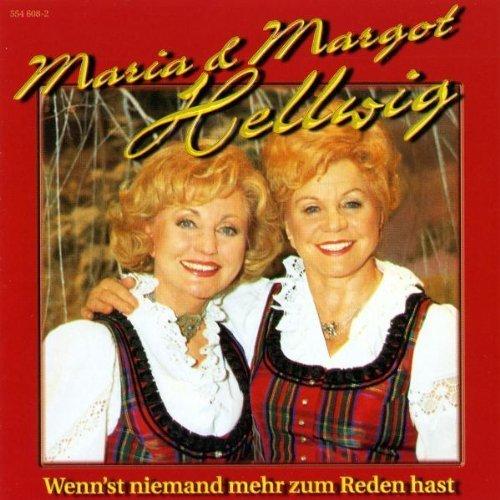 Bild 1: Maria und Margot Hellwig, Wenn'st niemand mehr zum Reden hast (14 tracks)