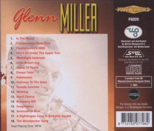 Bild 2: Glenn Miller, Same (compilation, 18 tracks)