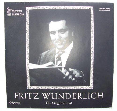Bild 1: Fritz Wunderlich, Ein Sängerportrait