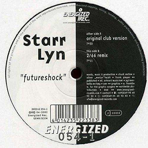 Bild 1: Starrlyn, Futurshock (LC, 2002)