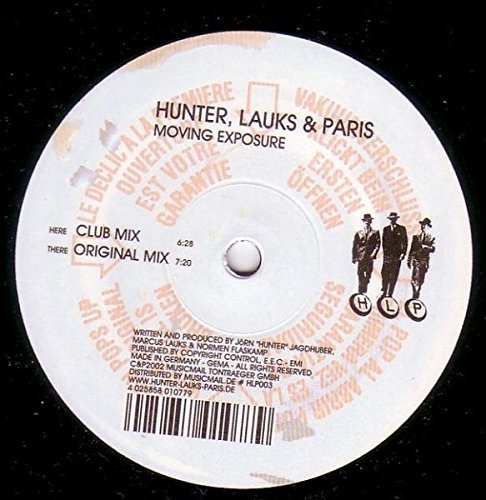 Bild 1: Hunter, Lauks & Paris, Moving exposure (LC)
