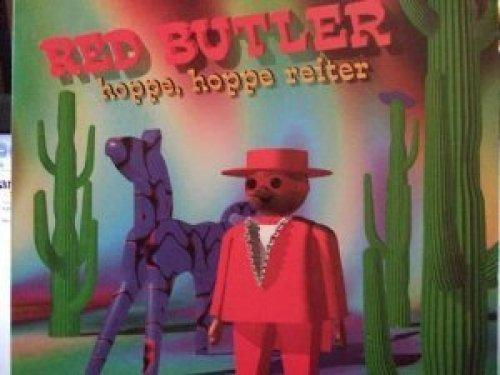 Bild 1: Red Butler, Hoppe, hoppe Reiter (1995)
