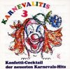 Karnevalitis 3, Reante Fuchs, De Paraplüs, Et fussich Julche, Kölsch-Schuss..
