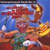 Saharaprinzessin Sarah die 13., Ich möcht' so gern ein Känguru sein! (7 tracks, cardsleeve)