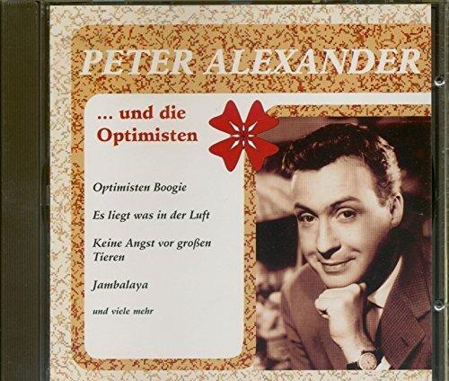 Bild 1: Peter Alexander, ..und die Optimisten