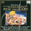 Selection of New Orleans (1997, Gold Sound), New Orleans Wanderes, Louis Armstrong, Jelly -Roll Morton's Red Hot Peppers, Johnny Dadd's Black Bottom..