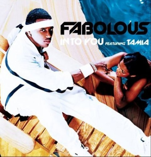 Фото 1: Fabolous, Into you (cardsleeve, 2 versions, 2003, feat. Tamia)