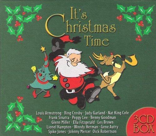 Bild 1: It's Christmas Time (63 tracks), Louis Prima, Fats Waller, Dick Robertson, Benny Goodman..