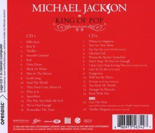 Фото 2: Michael Jackson, King of pop (2008)