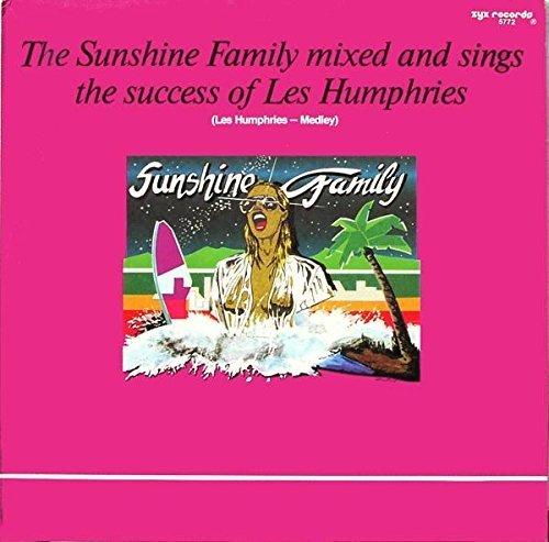 Bild 1: Sunshine Family, Presents the success of Les Humphries (medley)