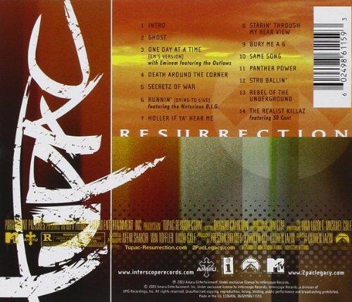 Bild 2: 2 Pac (Tupac), Resurrection (2003)