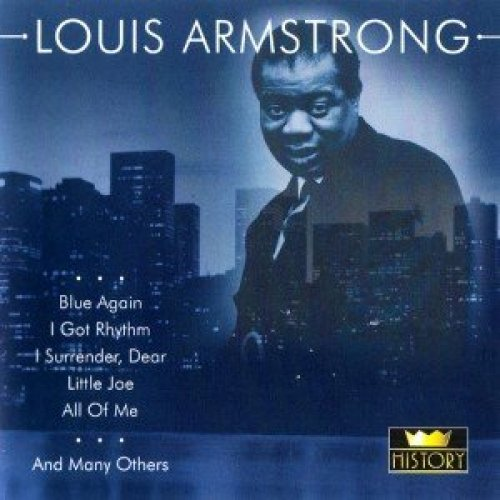 Bild 2: Louis Armstrong, When it's sleepy time down south (20 tracks)