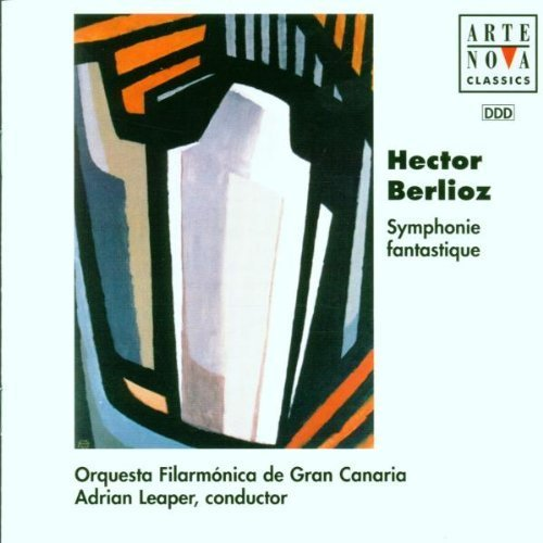 Bild 1: Berlioz, Symphonie fantastique, op. 14 (Orquesta Filarmoinca de Gran Canaria/Adrian Leaper)
